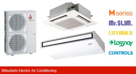 Mitsubishi Air Conditioning Unit. Mitsubishi Electric ...