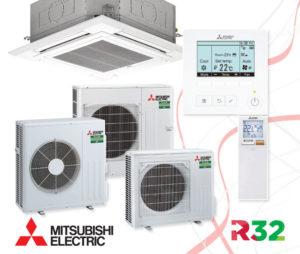 Mitsubishi Electric - Airconditioning